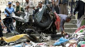 Attentats suicide frappent une mosquée chiite-Yémen