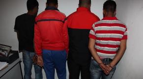 démantèlement d'une bande criminelle3