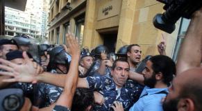 liban police
