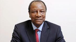 président Alpha Condé
