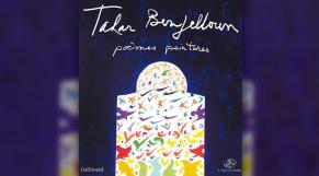 Tahar Benjelloun Poemes peintures