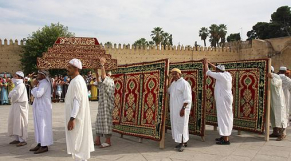 moussem moulay idriss al azhar
