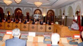 roi Conseil des ministres casablanca 2015
