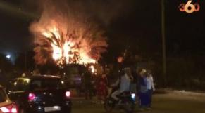 incendie taddart