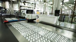 industrie pharmaceutique