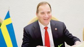Kjell Stefan Löfven