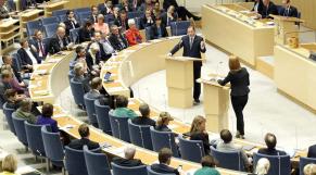 Parlement Suède Commission affaires étrangères
