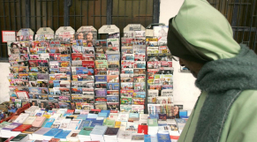Presse journaux kiosque