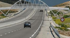 autoroute passerelle
