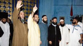 Détenus salafistes graciés1