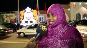 Cover Video - إرتسامات الساكنة الصحراوية حول الخطاب الملكي