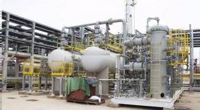 centrale à gaz
