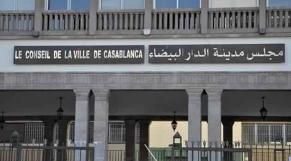 conseil de la ville Casablanca