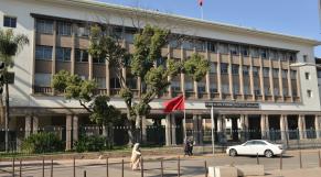 siège conseil de la ville de casablanca