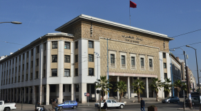 siège banque al maghrib