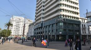 Le siège central de la BMCI à Casablanca.