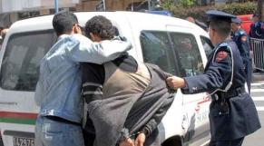 Police-arrestation