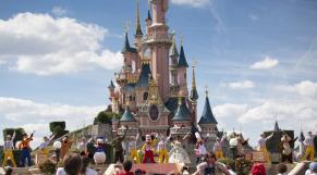 Arrestation d'un homme armé à Disneyland