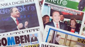 journaux suédois