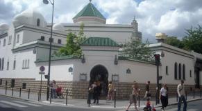 mosquée paris