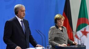 Sellal-Merkel