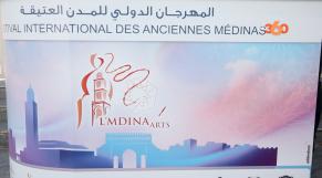 Cover Vidéo... Festival international des anciennes médinas