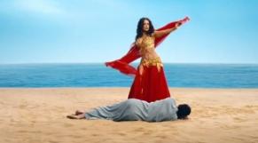 salma hayek danse