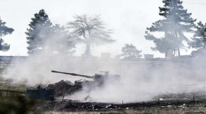 turquie bombardement