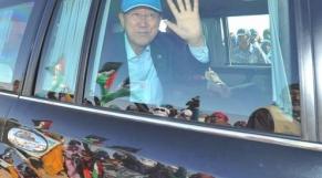 Ban Ki-moon-Sahara