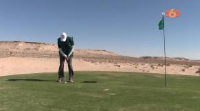 Cover Vidéo...  Golf Rio de ORO a Dakhla