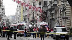 explosion istanbul