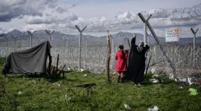migrants bloqués