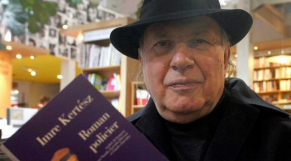 prix Nobel de littérature hongrois Imre Kertesz