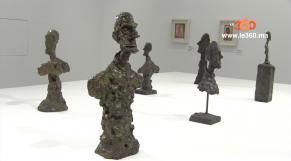 Cover Vidéo... Rétrospective Giacometti