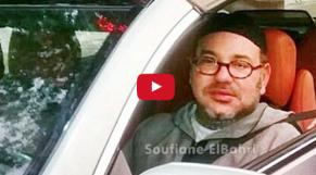 Mohammed VI à Rabat