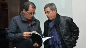 M. Moulim El Aroussi et M. Hassan Darsi