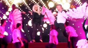 Cover Video - Le360.ma • Concert Christina Aguilera Mawazine 2016