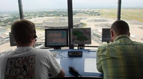 controleurs aeriens