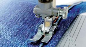 Denim textile Maroc