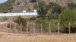frontiere algerie