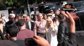 "Cover Video - Le360.ma • Mawazine Christina Aguilera ""Mon prochain album sera trés personnel"""