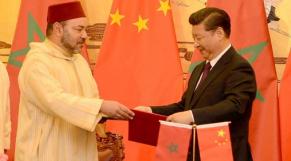 Maroc Chine 2016