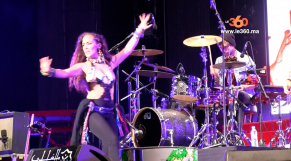 Cover Video - Le360.ma • Concert Samia Tawil Mawazine 2016