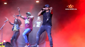 Cover Video - Le360.ma • Concert Shaggy Mawazine 2016