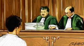 Tribunal-dessin