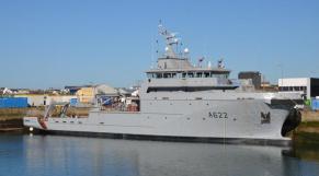 bateau hydro-océanographique