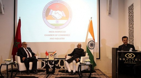 CCI Maroco-indienne à Rabat