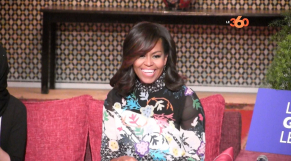 Cover Video - Le360.ma • Michelle Obama à marrakech