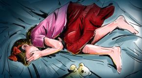 Pédophilie viol dessin
