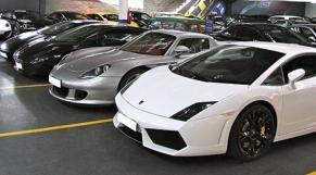 voitures de luxe automobile